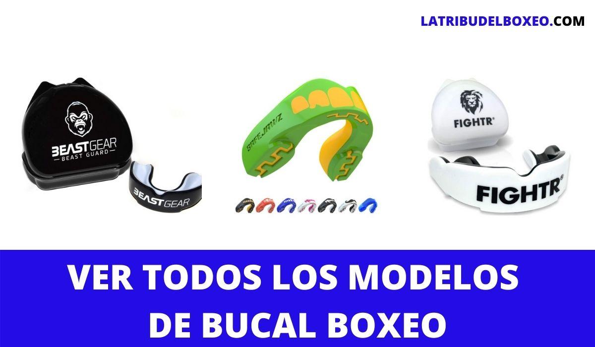 Bucal boxeo