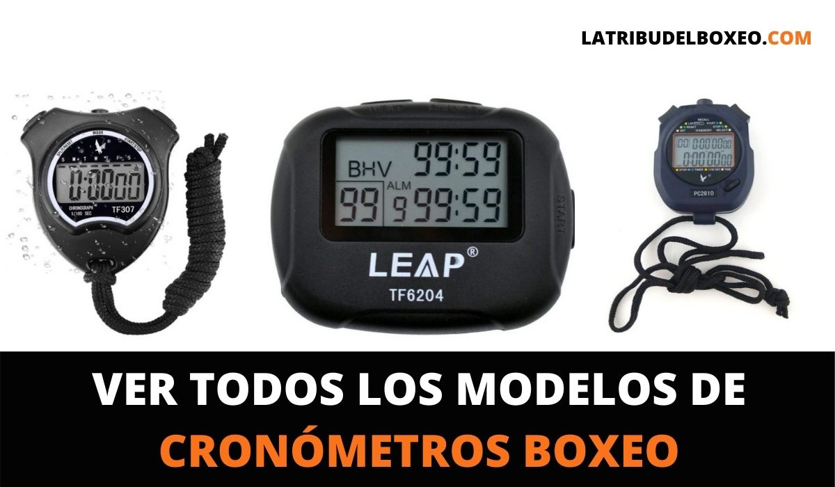 Cronómetros boxeo