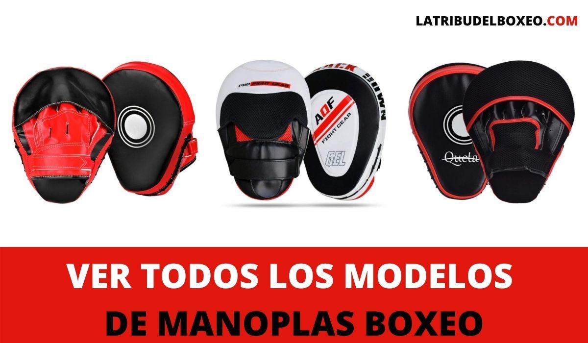 Manoplas boxeo