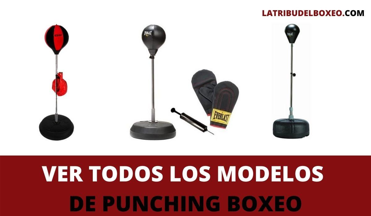 Punching boxeo